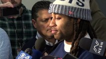 Stephon Gilmore On Facing The Titans, Playoff Football For The Patriots