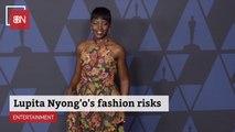 Lupita Nyong'o's Pushes Fashion Forward