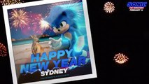 Sonic The Hedgehog Movie - New year World Tour Trailer