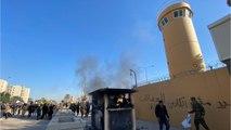 Iran Denies Role In U.S. Embassy Violence