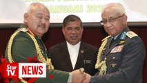 Affendi Buang is new Armed Forces chief