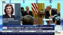 Julie Jourdan (Mansartis) : la signature de l'accord de phase 1 entre la Chine et les États-Unis prévue le 15 janvier - 02/01