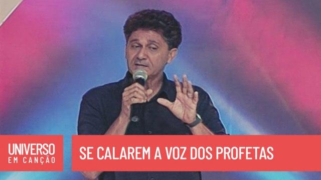 Antonio Cardoso - Se calarem a voz dos profetas - (Universo em Canção)