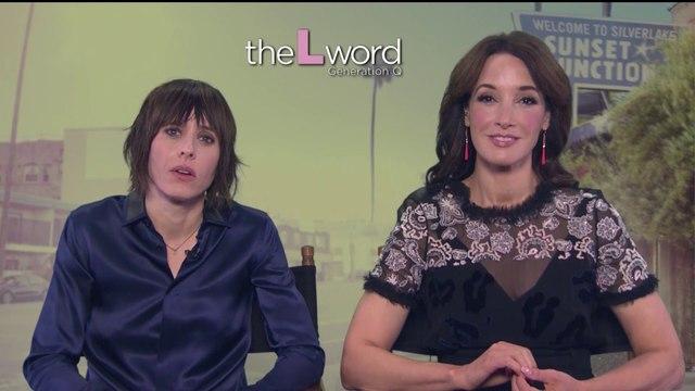 "IR Interview: Katherine Moennig & Jennifer Beals For ""The L Word - Generation Q"" [Showtime]"