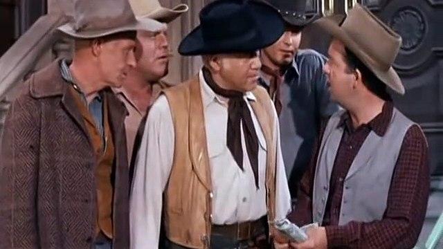 "Classic TV Westerns - Bonanza - ""San Francisco"" (1960)"