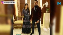 Hardik Pandya makes his relationship with Natasha Stankovic official on New Year's eve