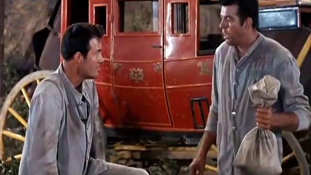 """Classic TV Westerns - Bonanza - """"Feet of Clay"""" (1960)"""