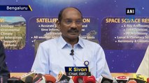 Chandrayaan-3 approved by govt, project ongoing: ISRO Chief K Sivan