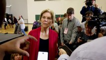 Warren's Decline Continues