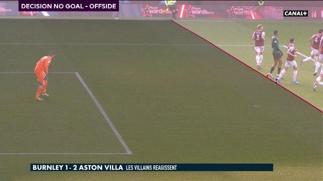 Le résumé de Burnley / Aston Villa - Premier League