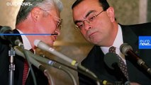 Who is Carlos Ghosn?