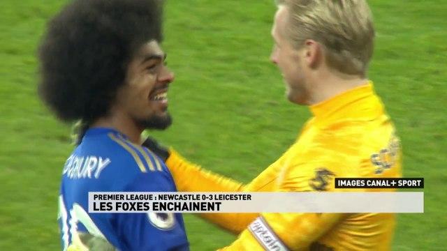 Le résumé de Newcastle / Leicester - Premier League