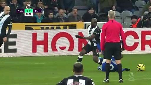 Newcastle United - Leicester City (0-3) - Maç Özeti - Premier League 2019/20