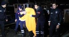 Kartal'da denize atlayan kişi boğulmak üzereyken kurtarıldı!
