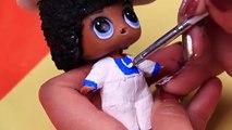 MICHAEL JACKSON Thriller Custom LOL SURPRISE DOLLS Series 3 - Toy Transformations