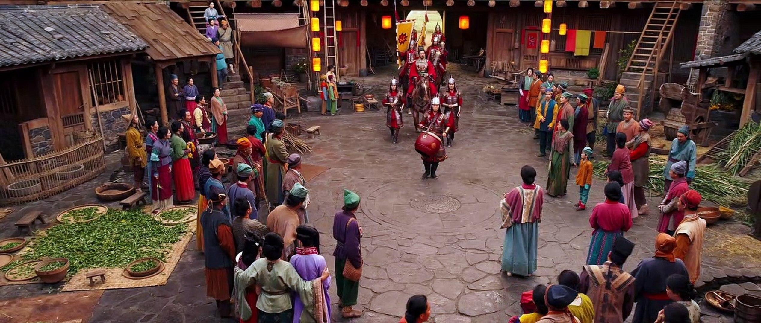 Mulan Trailer   Movie Trailers 2020