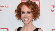 Kathy Griffin Surprise New Year's Wedding