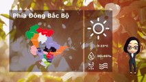 02/01/2020 Vietnam weather forecast