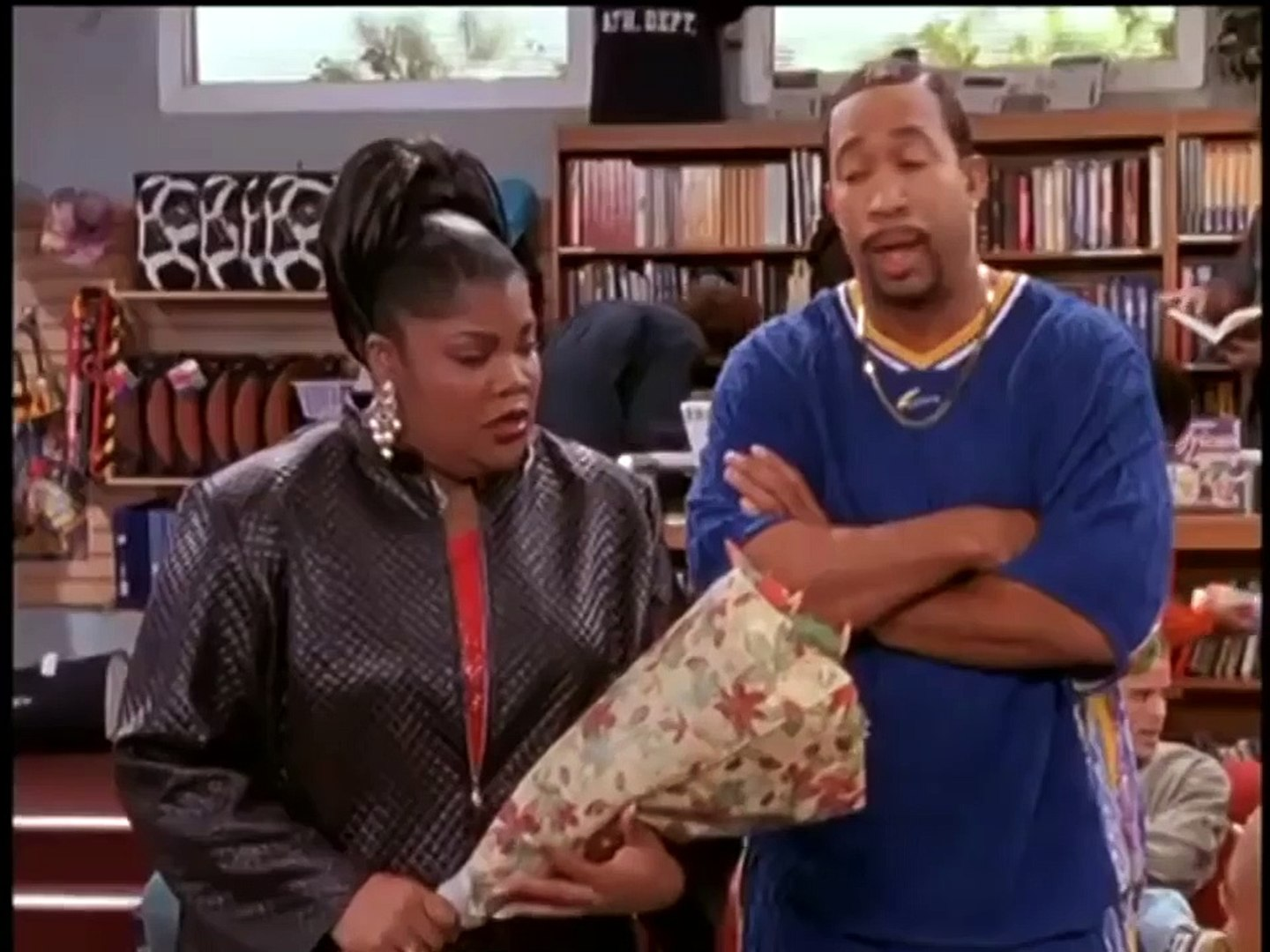 The Parkers S02E15   Blind Date Mistake