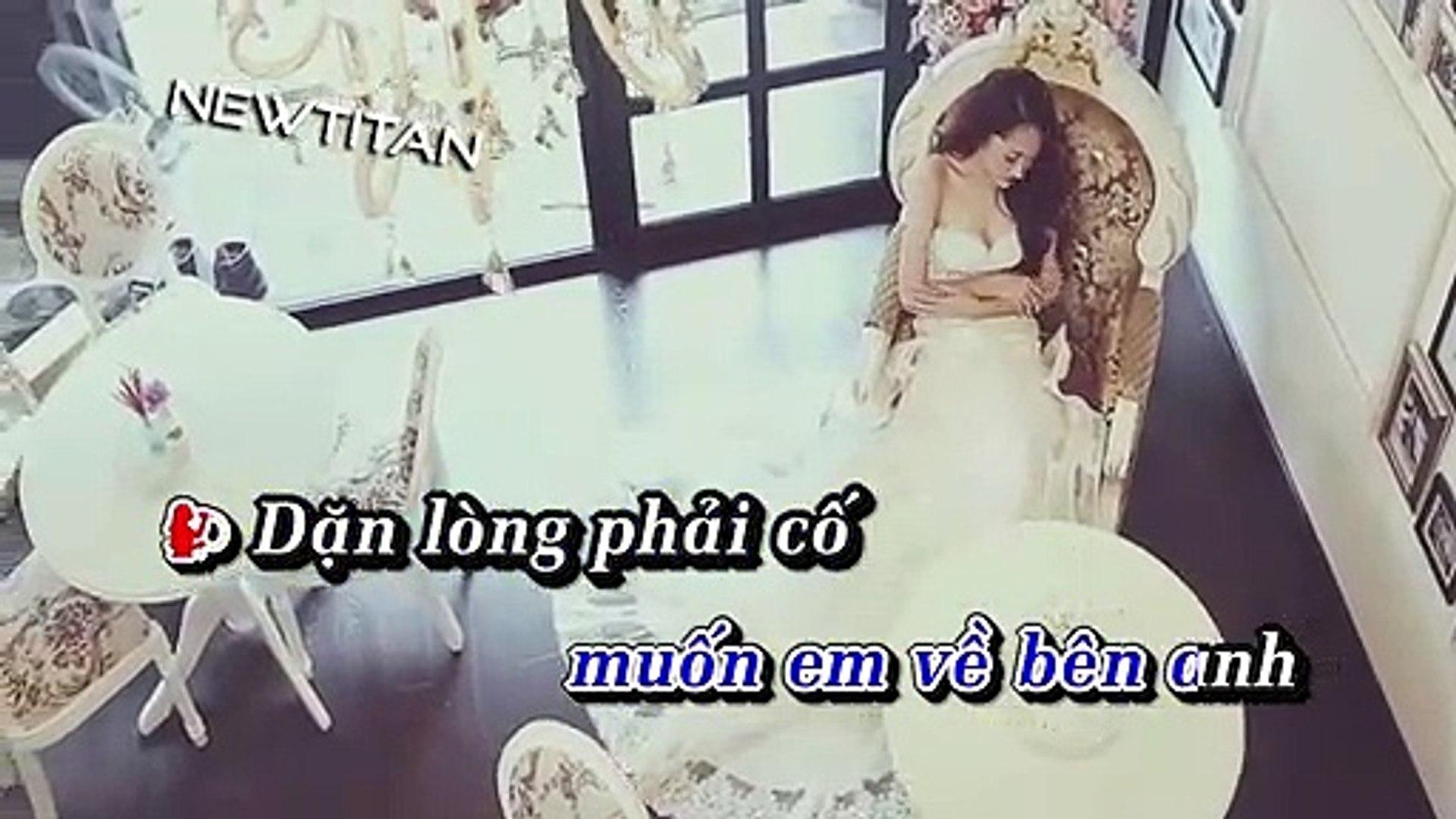 [Karaoke] Mình Yêu Nhau Bao Lâu - Bảo Anh Ft. Hoàng Tôn [Beat]