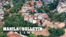 Nine dead after Indonesian capital hit by New Year flooding