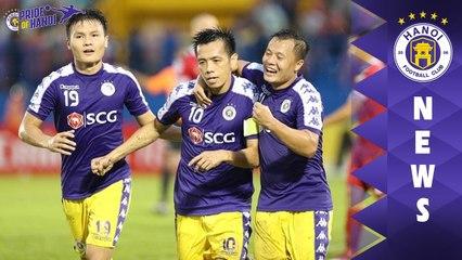 CLB Hà Nội trong năm 2019: Hành trình đáng tự hào với Kỷ lục và Danh hiệu | HANOI FC