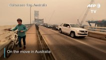 Australia orders mass evacuation before heatwave