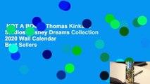 NOT A BOOK: Thomas Kinkade Studios: Disney Dreams Collection 2020 Wall Calendar  Best Sellers