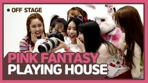 [Pops in Seoul] Playing House! Pink Fantasy(핑크판타지)'s Off-Stage Dance
