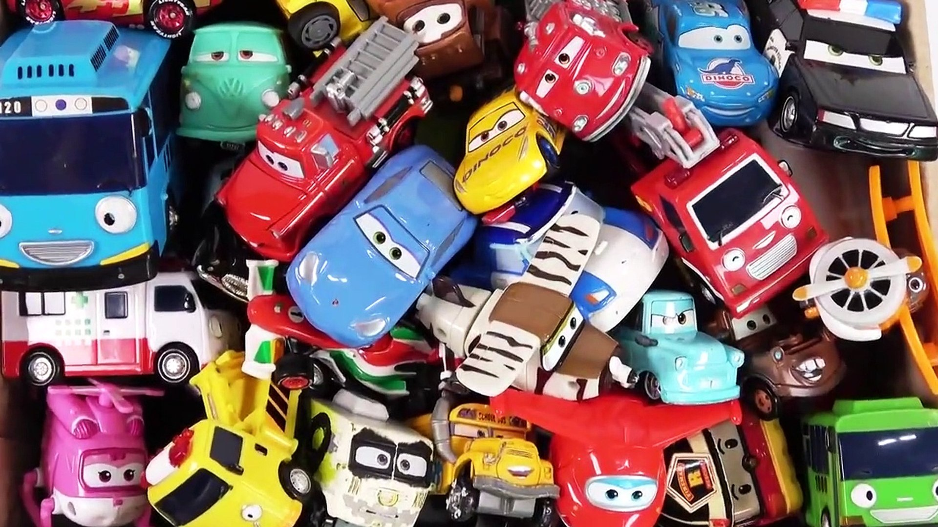 Transportation Vehicles Box Full Of Toys Education Play Cars For Kids