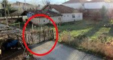 Adıyaman'da bir vatandaş tapulu arazisinden geçen yolu kapattı