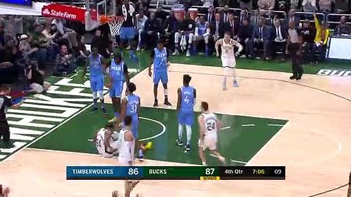 NBA'de Gecenin En Güzel 10 Oyunu | 1.01.2020