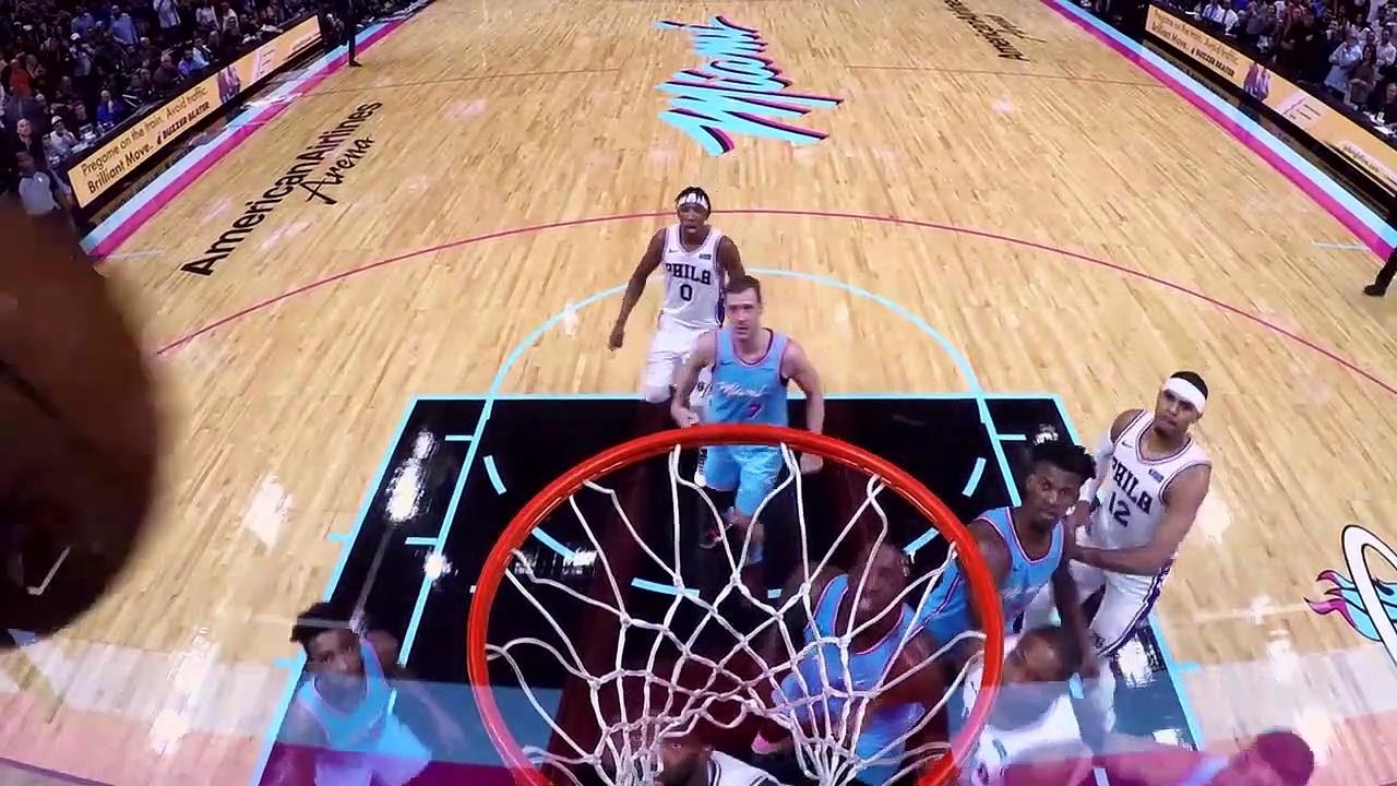 NBA'de 10. Haftanın En Güzel Oyunları