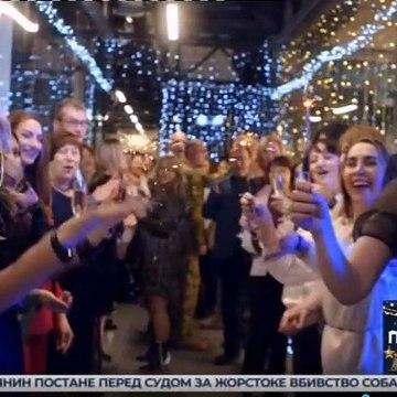 Новогоднее обращение пятого Президента Украины П.А.Порошенко (Прямий, 31.12.19)