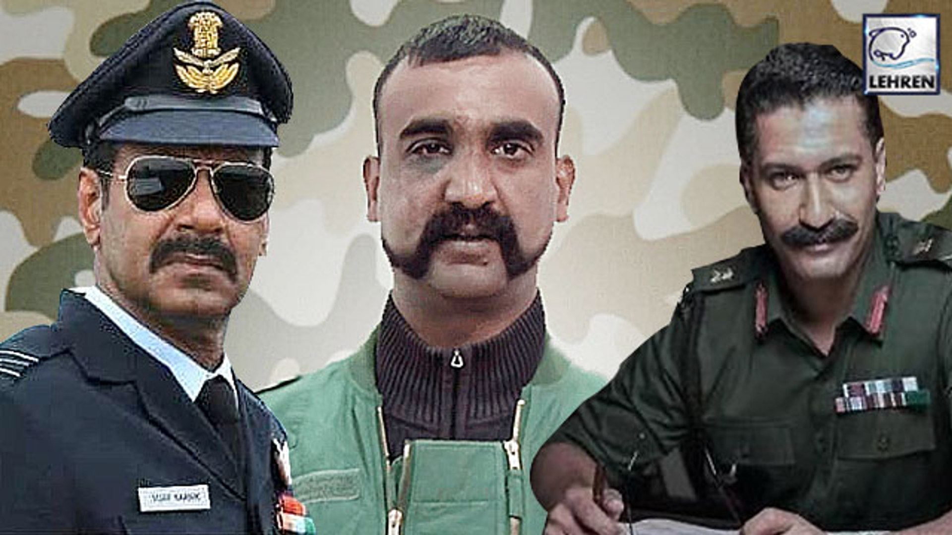5 Upcoming Movies On Army And IAF Officers In 2020