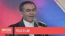 Padre Zezinho, scj - Feliz o lar - (Universo em Canção)