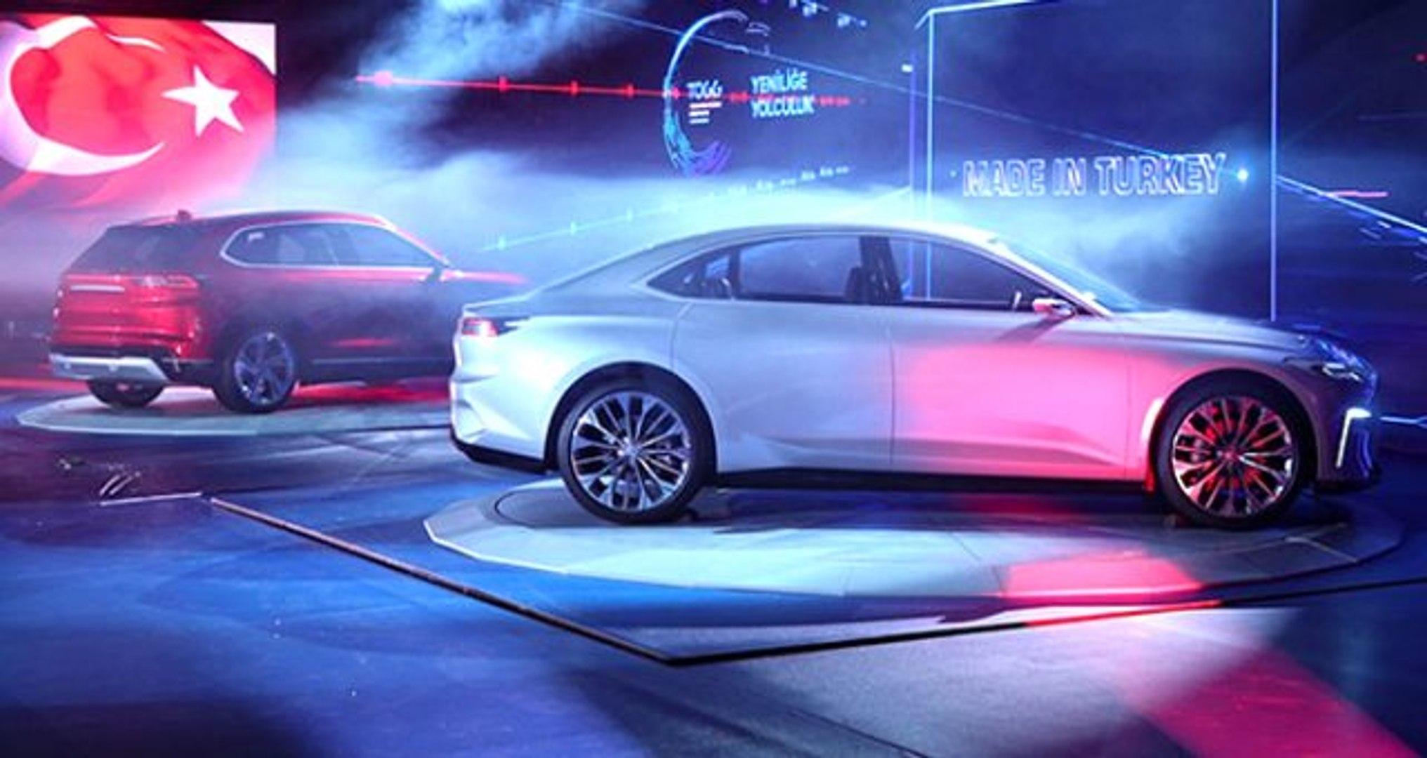 Cumhurbaşkanı Erdoğan, en çok beğendiği yerli otomobil modelini açıkladı