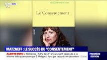 """Affaire Gabriel Matzneff: """"Le Consentement"""" est sorti jeudi mais le livre de Vanessa Springora s'arrache déjà"""