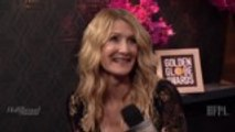 Laura Dern on the Golden Globes 2020 After Show