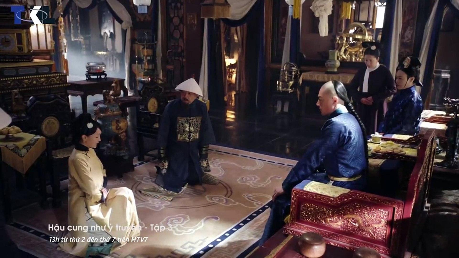 Hậu Cung Như Ý Truyện - Tập 3 Full - Phim Cổ Trang Trung Quốc Hay Nhất 2020
