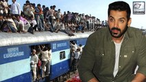 John Abraham Slams The Infrastructure Of India
