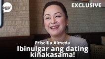 Priscilla Almeda ibinulgar ang tunay na dahilan kung bakit hiniwalayan ang dating kinakasama | PEP Exclusive