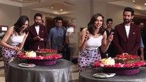 Deepika Padukone cuts cake on her birthday at Chhapaak Promotion;Watch video | FilmiBeat