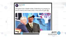 Socialeyesed - NBA stars past and present pay tribute to David Stern
