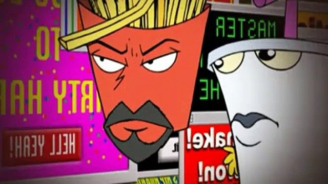 Aqua Teen Hunger Force S01E15 Interfection