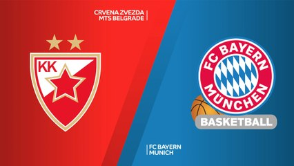 EuroLeague 2019-20 Highlights Regular Season Round 17 video: Zvezda 93-63 Bayern
