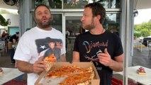 Barstool Pizza Review - Andiamo! Brick Oven Pizza (Miami, FL) With Special Guest Dave Grutman