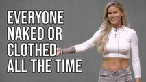 """We Asked Porn Star Jessa Rhodes """"Would You Rather Everyone Be Naked All The Time, Or Clothed All The Time?"""" Guess What She Said..."""