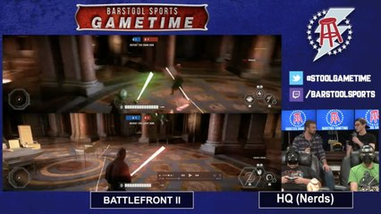 ONLY AT BARSTOOL: Rob O'Neill, The Hero Who Shot Osama Bin Ladin, Critiqued Our Combat Skills Playing Star Wars: Battlefront II