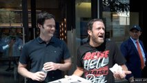 Barstool Pizza Review - Casa Barilla with Special Guest Bill Hader